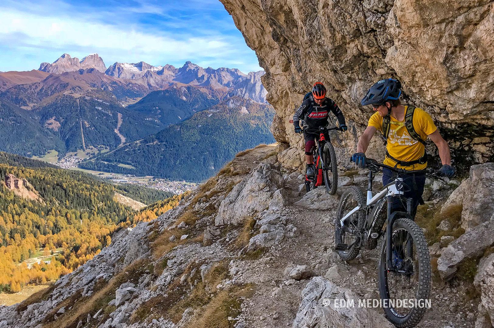 Mountainbike ein Trendsport